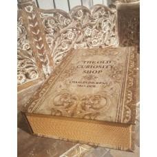 Klassiek boek met geheime lade van Baroque