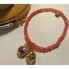 Biba Ibiza armbandje Coral