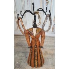 Juwelenhouder dame hout van Baroque