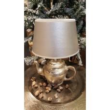 Lamp Colmore by Diga theepot Grijze kap