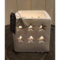 Long Island Living Sfeerlicht Star White L