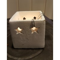 Long Island Living Sfeerlicht Star White M