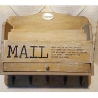 Mailbox hangend Riverdale Naturel