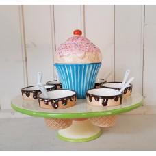 Snack en Dipset cupcake Riverdale