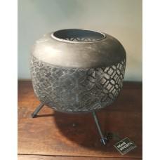 Home Society Globe Lantern Leah S