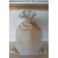 Gift Bag Noel Merry Christmas Home Society