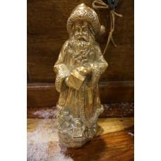 Decoratieve Santa Gold