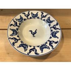 81/2 Plate Blue Hen Emma Bridgewater