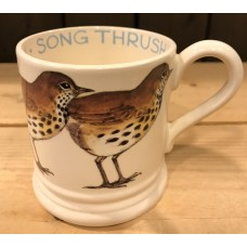 1/2pt Song Thrush Emma Bridgewater