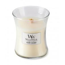 WoodWick® Medium Candle Island Coconut