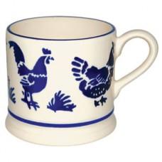 Baby Mug Blue Hen Emma Bridgewater