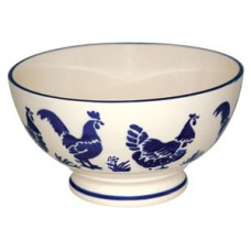 French Bowl Blue Hen Emma Bridgewater