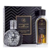 Fragrance Lamp Gift Set Little Devil  & Moroccan Spice Asleigh & Burwood