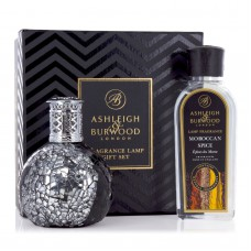 Fragrance Lamp Gift Set Little Devil  & Moroccan Spice Asleigh & Burwood