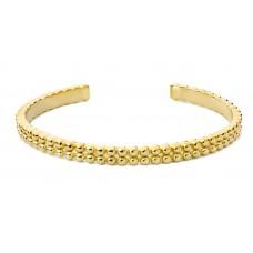 Speechless Jewelry Armband - Bolletjes - Verguld Goudkleurig